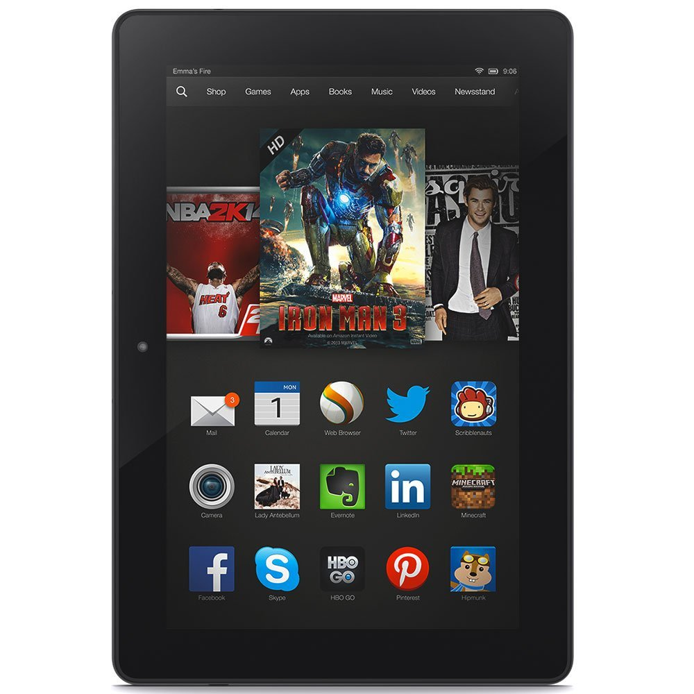 Fire Tablet Amazon BF deal