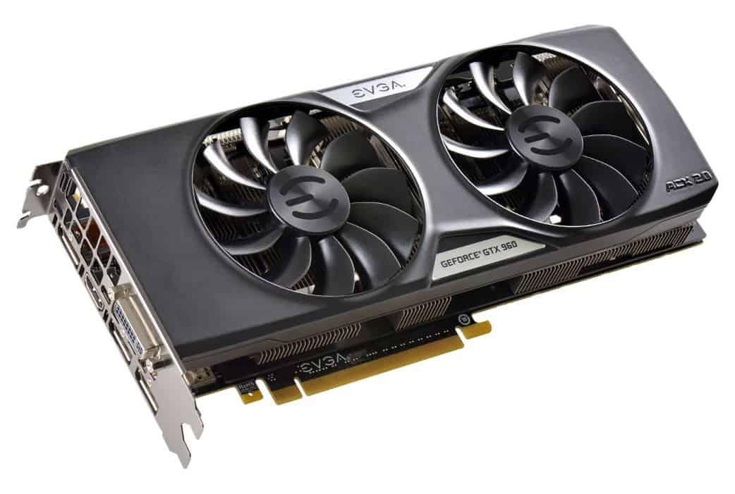 EVGA GeForce GTX 960 FTW