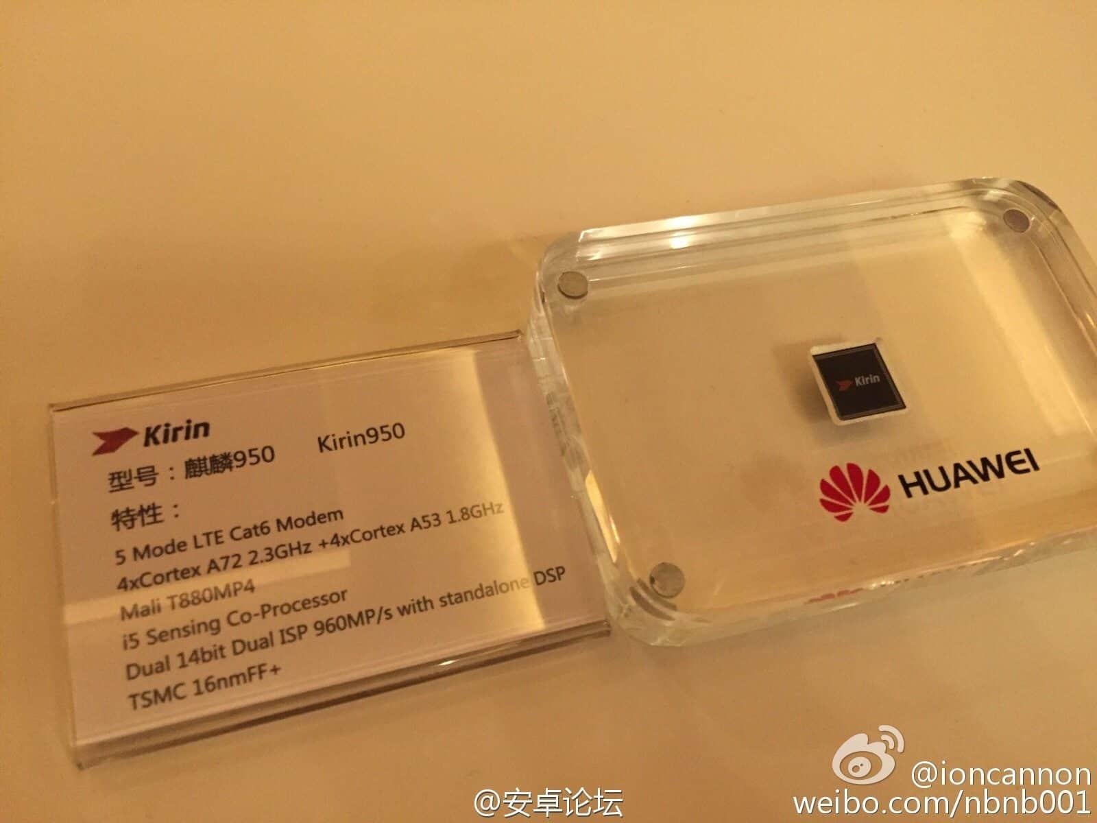 HiSilicon Kirin 950 benchmark 1
