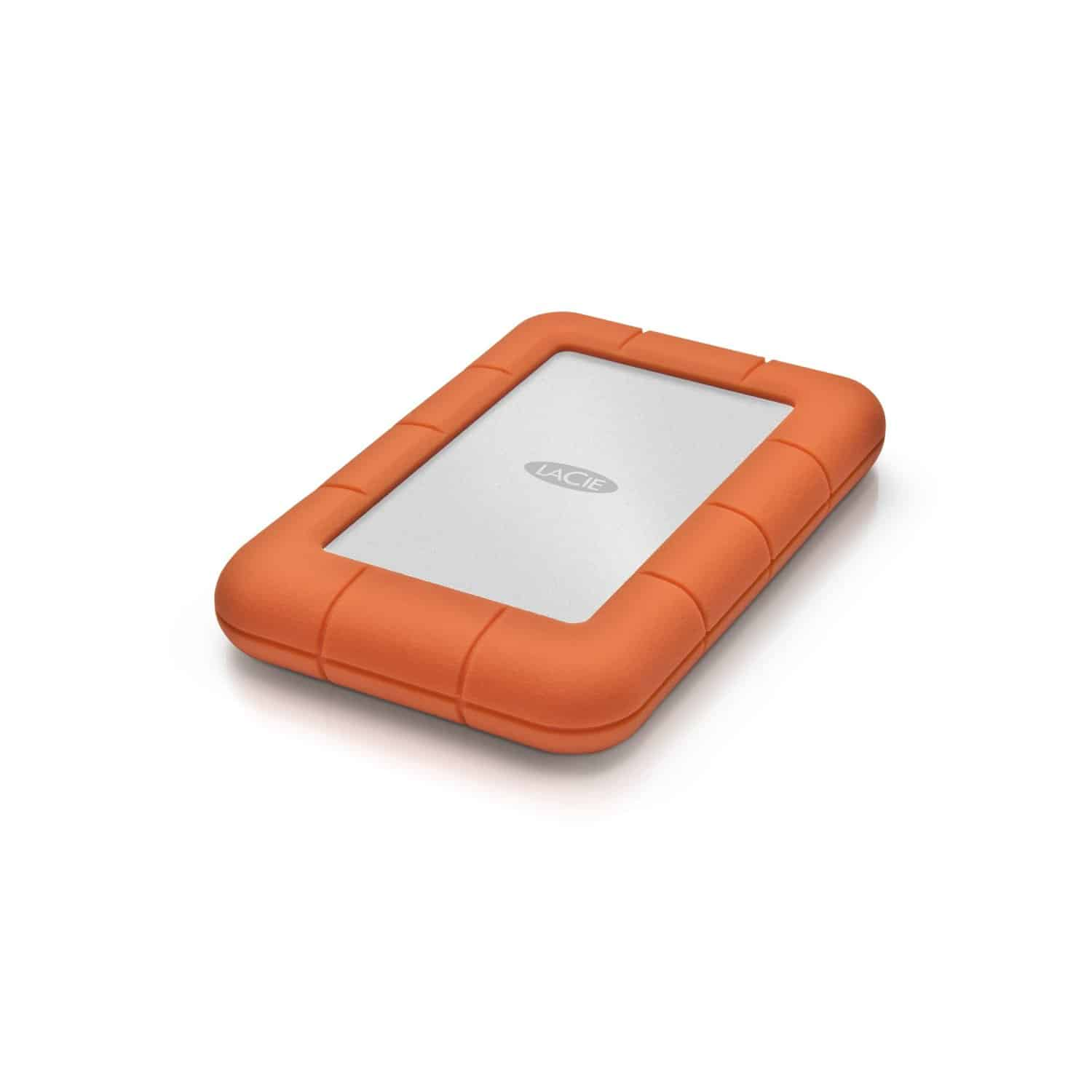 LaCie Rugged 2TB Drive