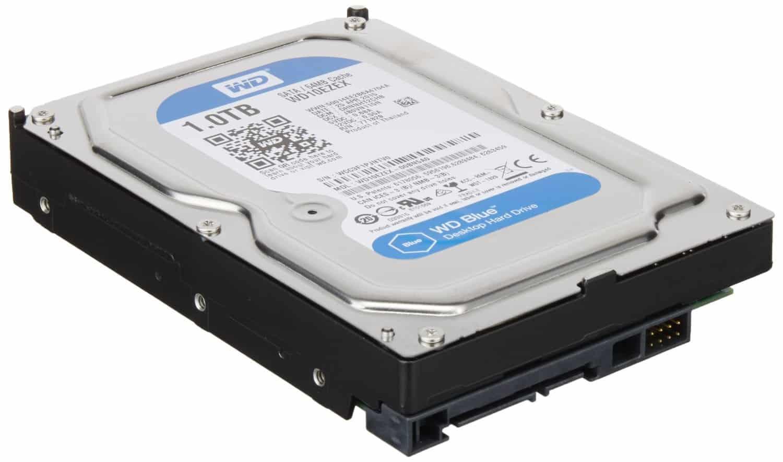 WD Blue 1TB drive