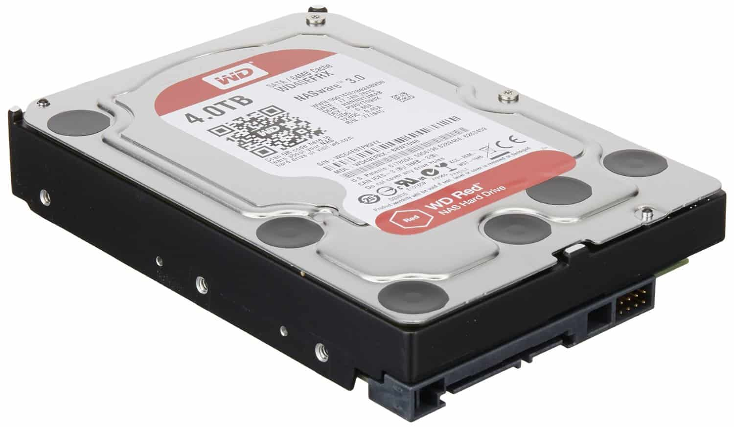 WD Red 4TB NAS drive