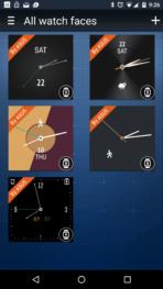 Asus ZenWatch 2 Manager App AH 01