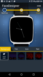 Asus ZenWatch 2 Manager App AH 02
