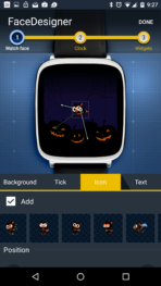 Asus ZenWatch 2 Manager App AH 04