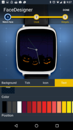 Asus ZenWatch 2 Manager App AH 05