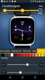Asus ZenWatch 2 Manager App AH 09