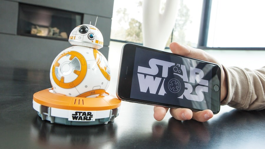 BB-8 App Enabled Droid