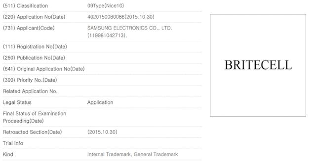 BRITECELL trademark_1