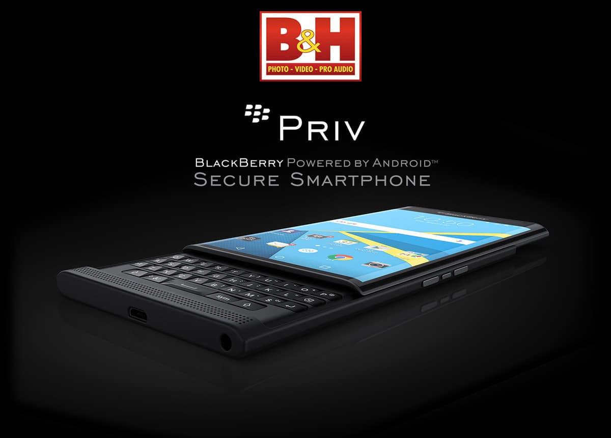 Blackberry Priv From B&H