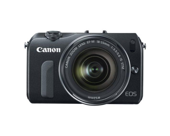 Canon EOS M 18.0 MP Compact Systems Camera