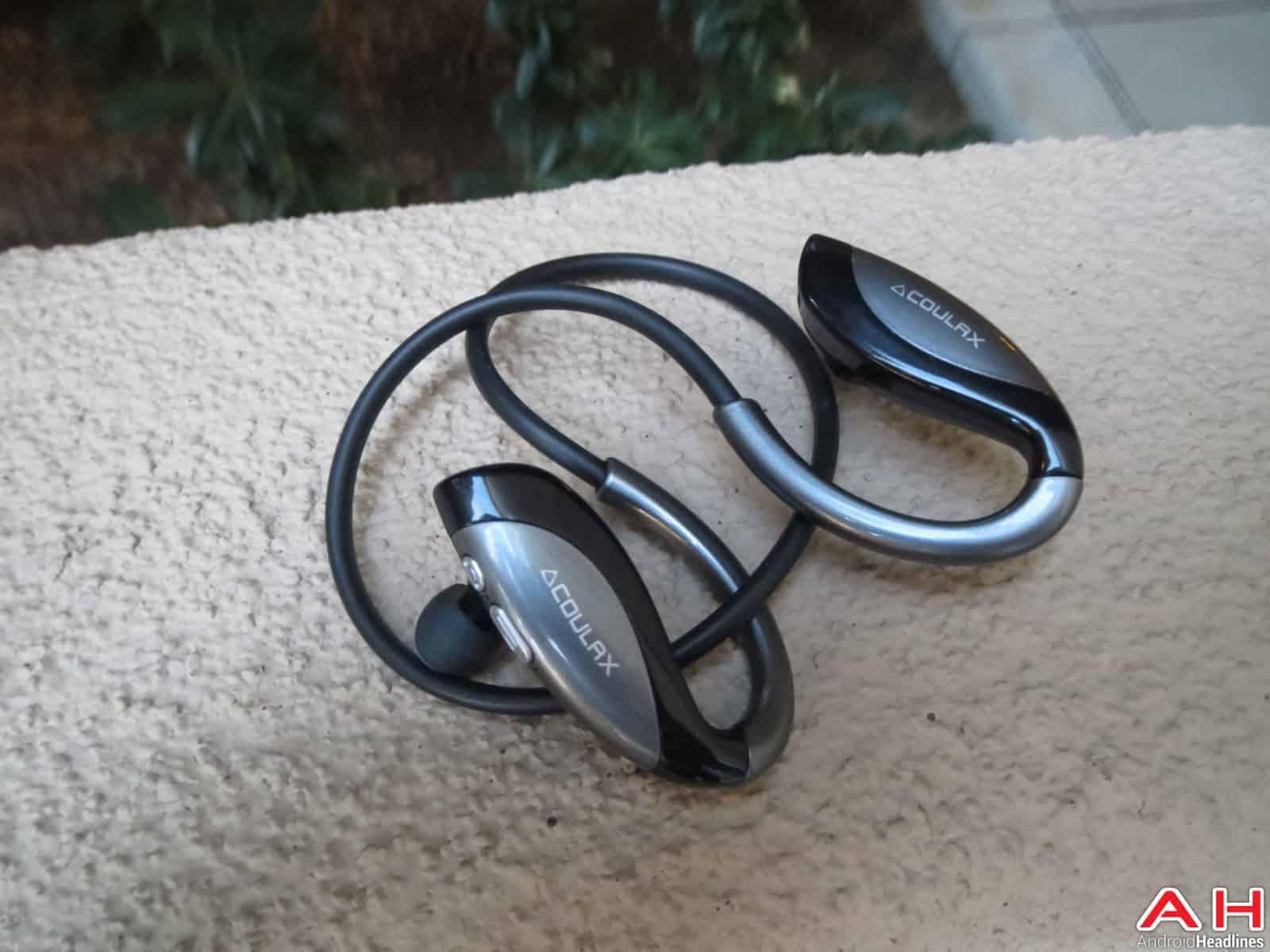 Coulax Bluetooth Sports earphones add AH-4