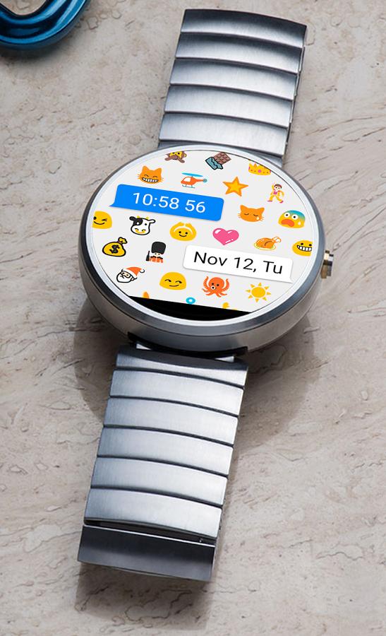 Emoji Watch Face