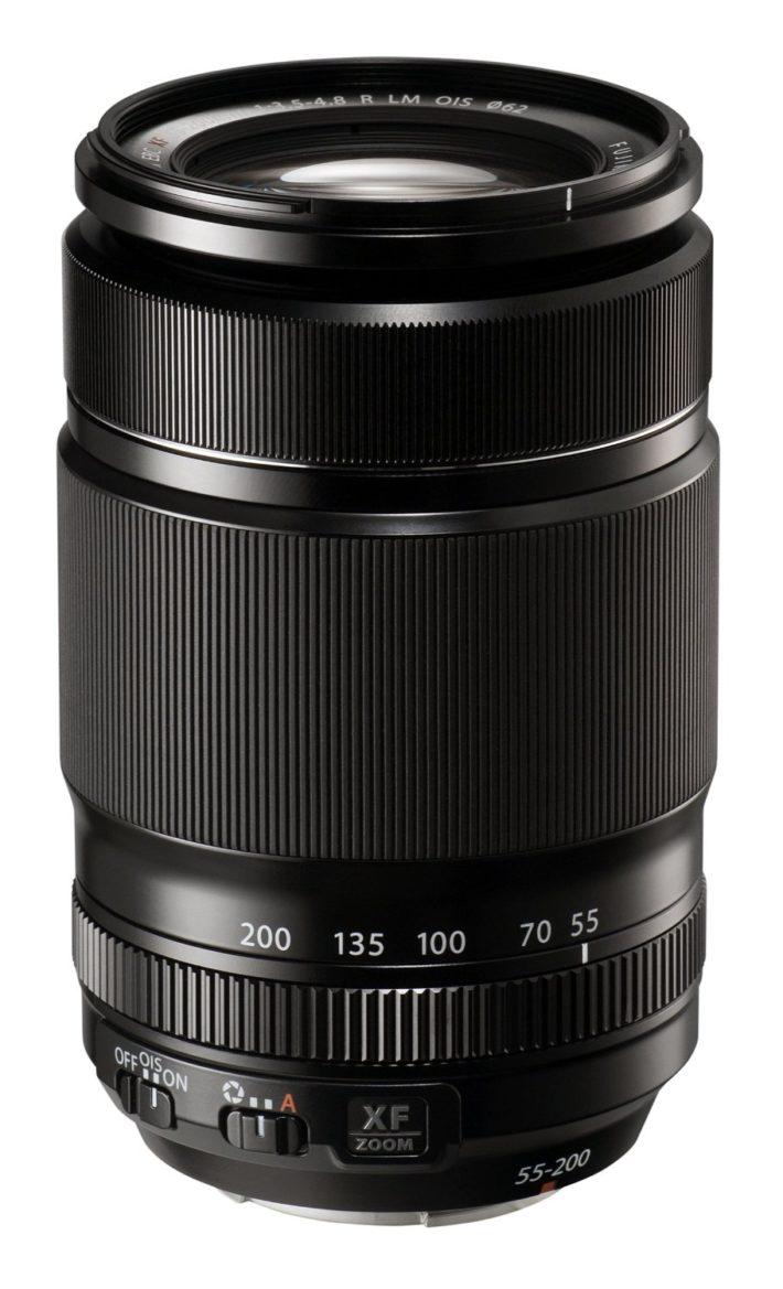 Fujinon XF 55-200mm f3.54.8 R LM OIS Zoom Lens