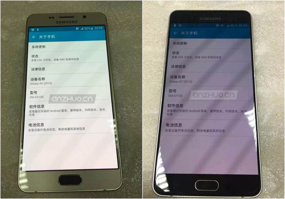 Galaxy A3 and A5 real life leak_5