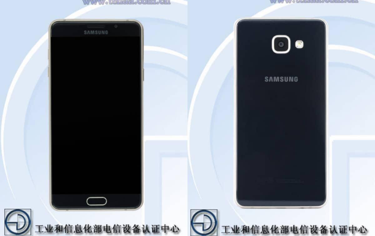 Galaxy A7 (2nd-gen) TENAA_4