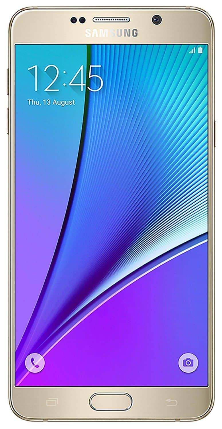Galaxy Note 5 eBay Deal
