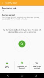 Gear S2 App AH 10