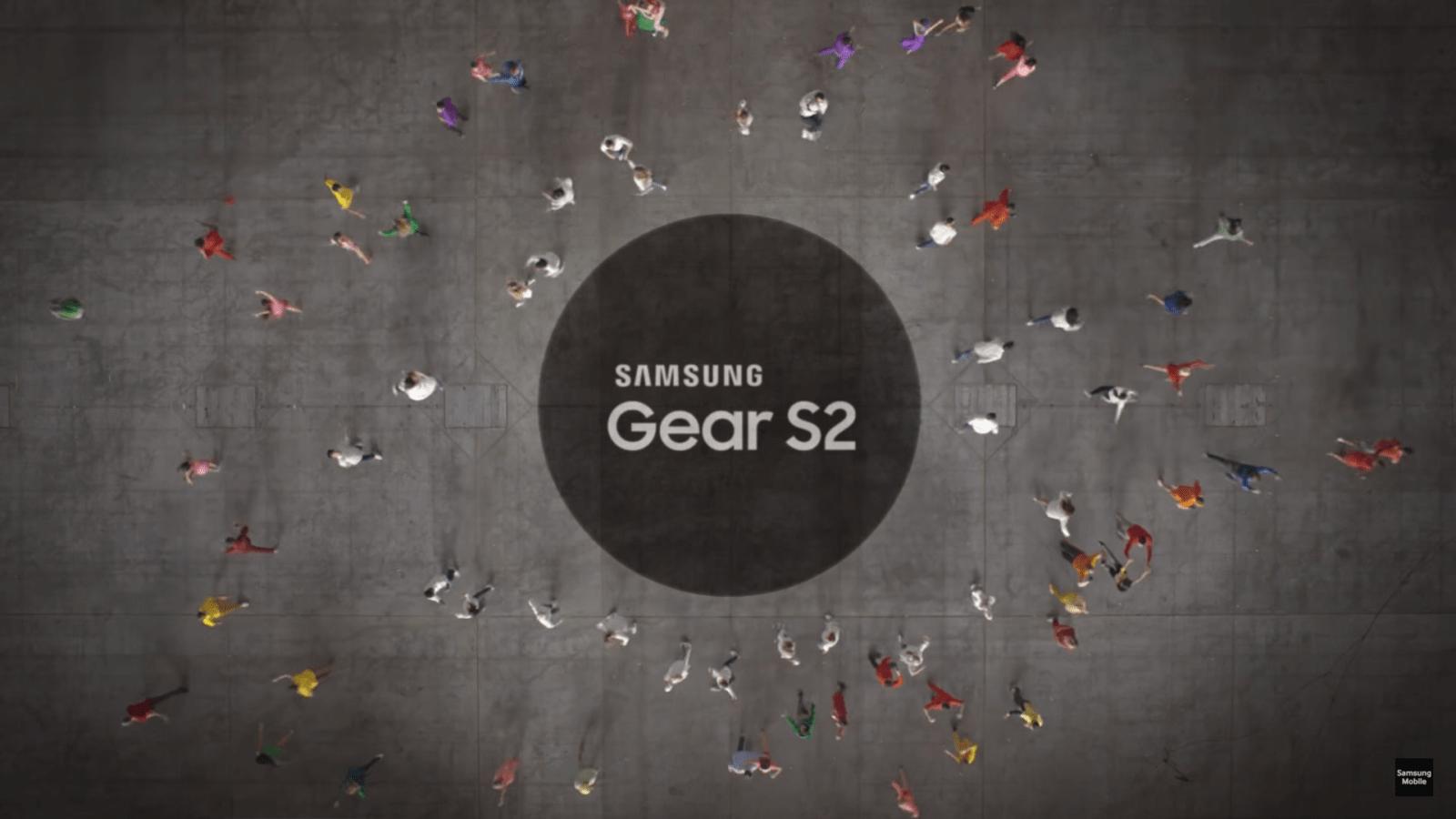 Gear S2 Promo Video