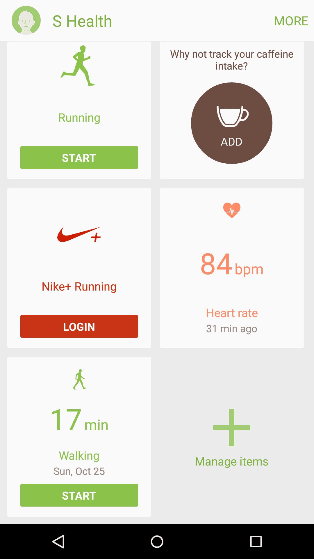 Gear S2 S Health AH 03