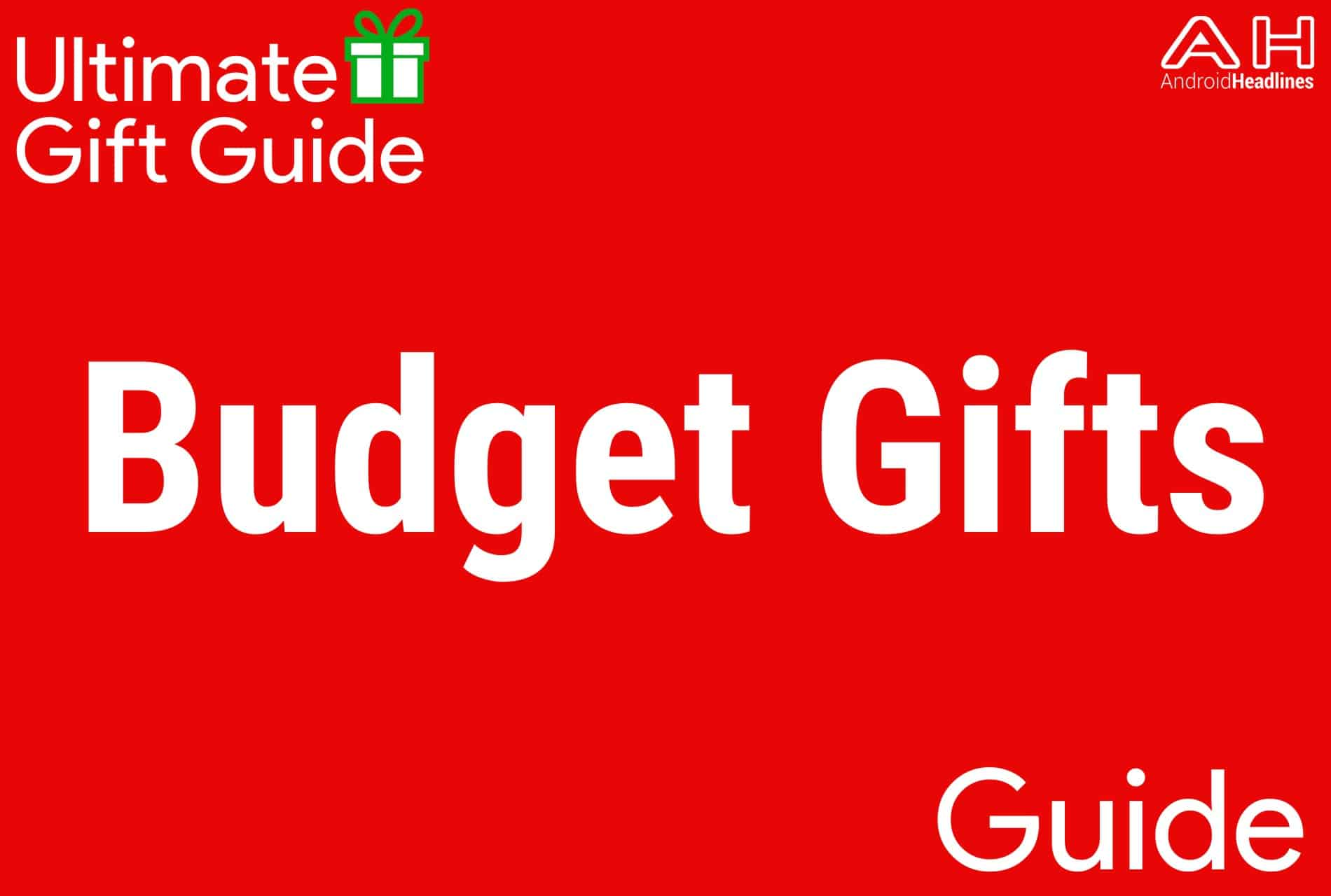 Gifts On Budget- Holiday Gift Guide 2015-2016