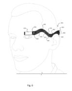 Google Glass Patent Flexible 1