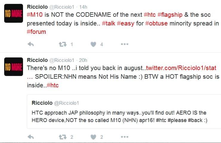 HTC One M10 rumor Nov 2015 KK