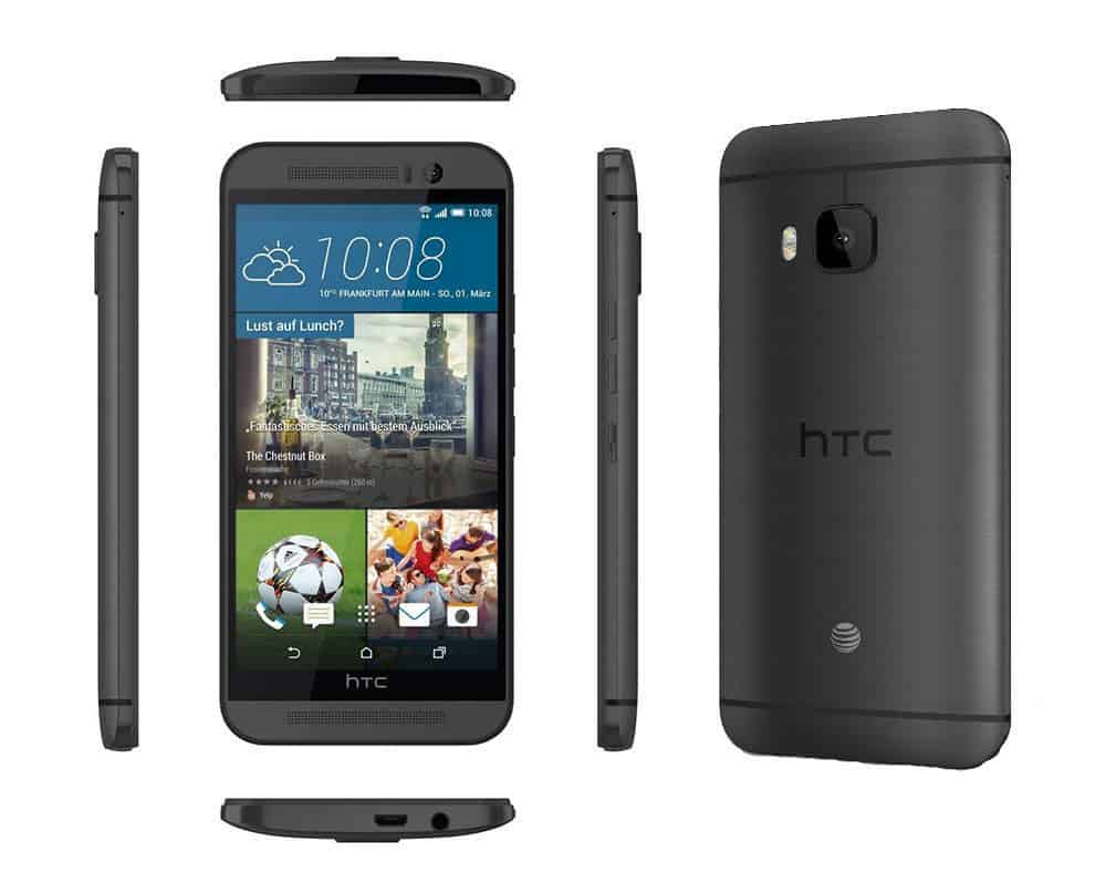 HTC One M9 deal