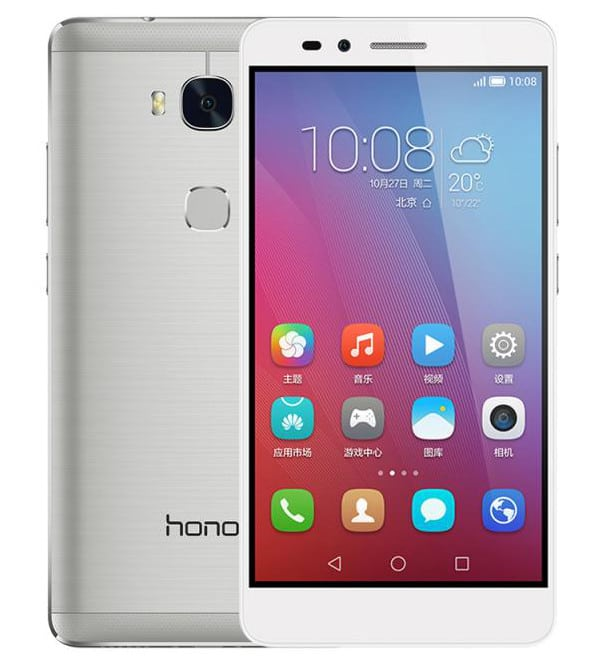 Huawei Honor Play 5X Official Image KK