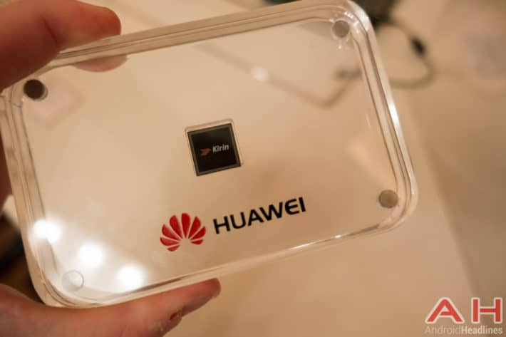 Huawei Kirin 950 AH 1