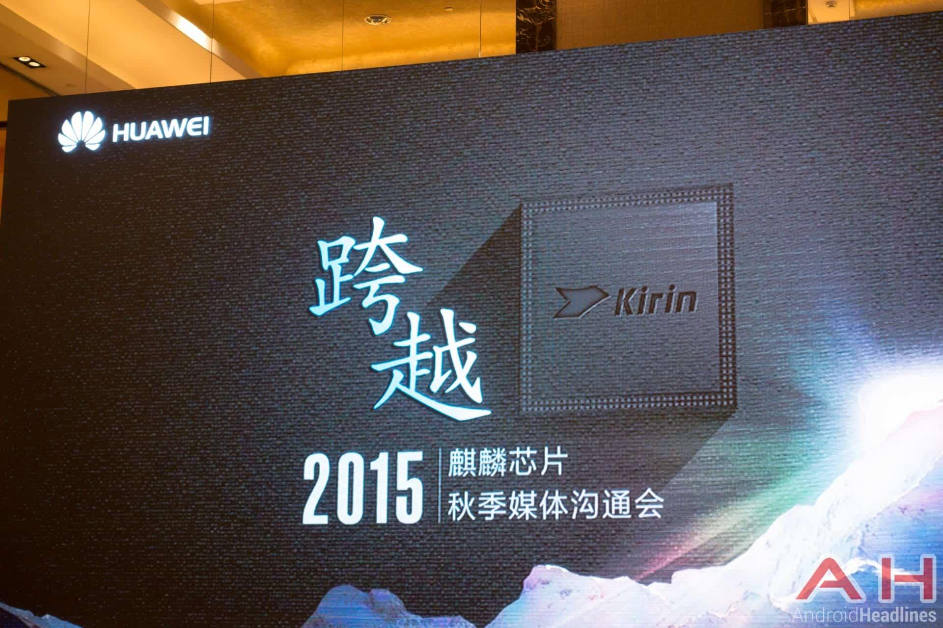 Huawei Kirin 950 AH 2 2