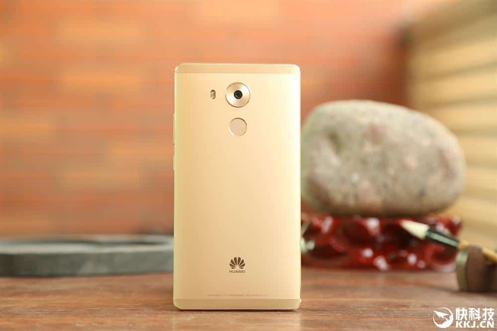 Huawei Mate 8 hands-on (China)_4