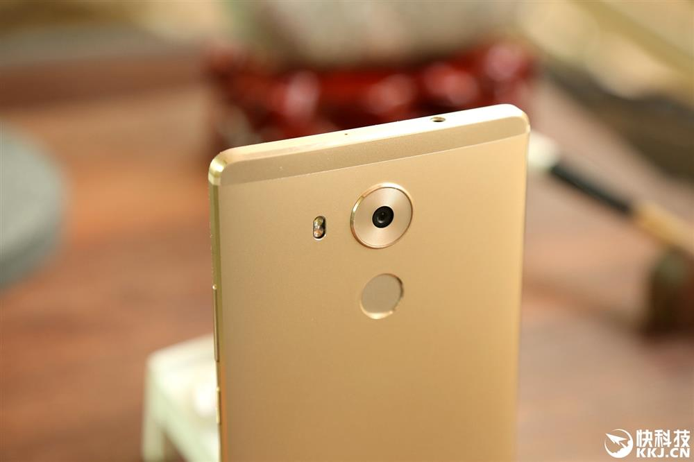 Huawei Mate 8 hands on China 6