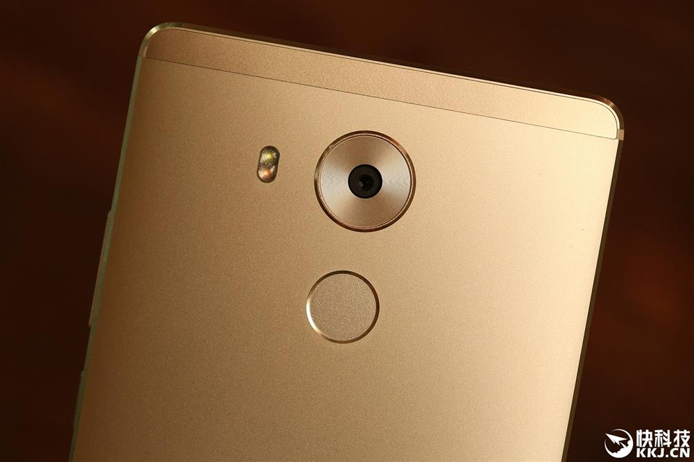 Huawei Mate 8 hands on China 9