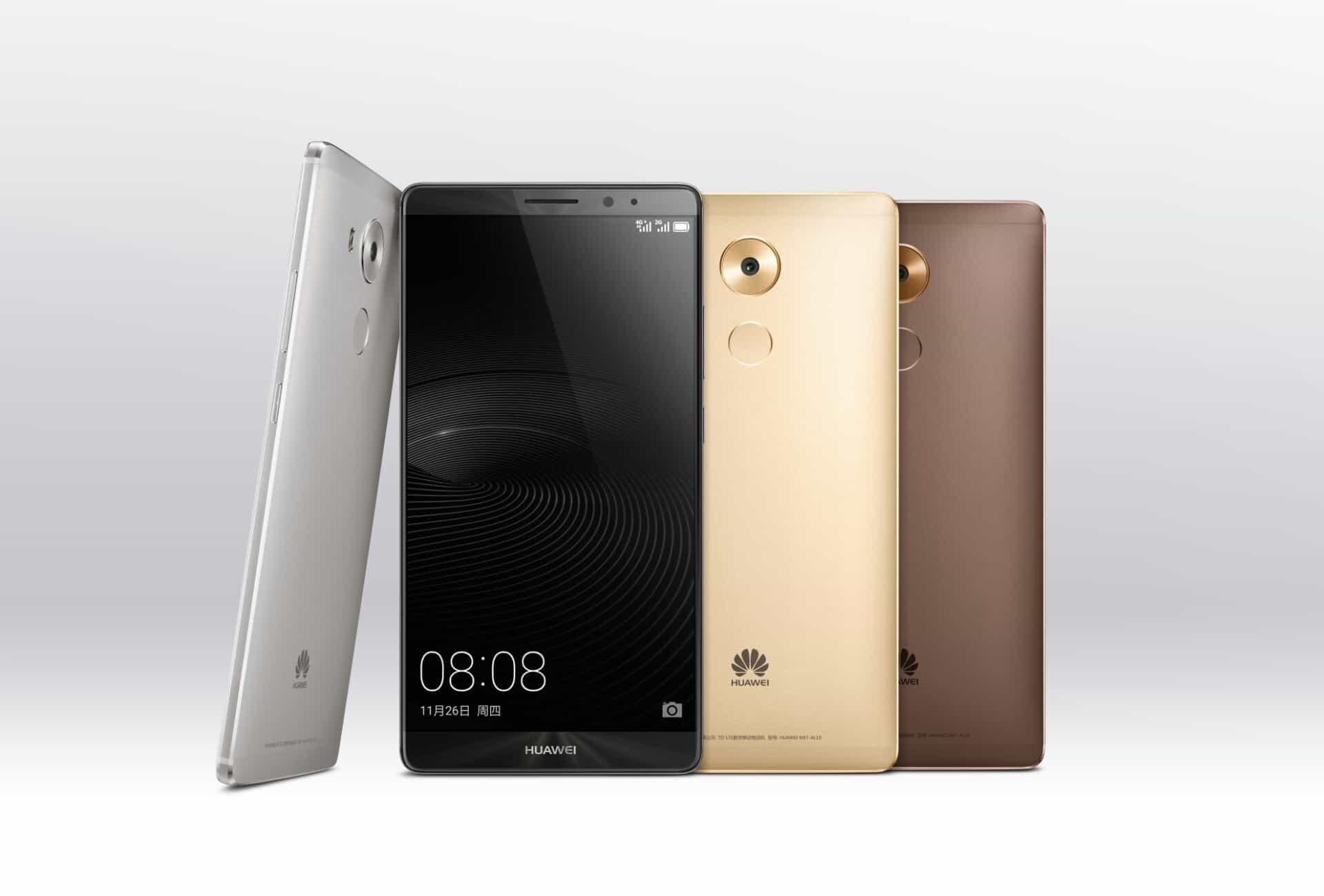 Huawei Mate 8 11