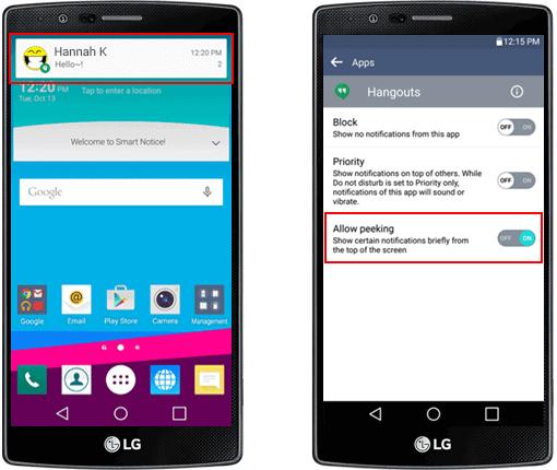 LG G4 Marshmallow 5