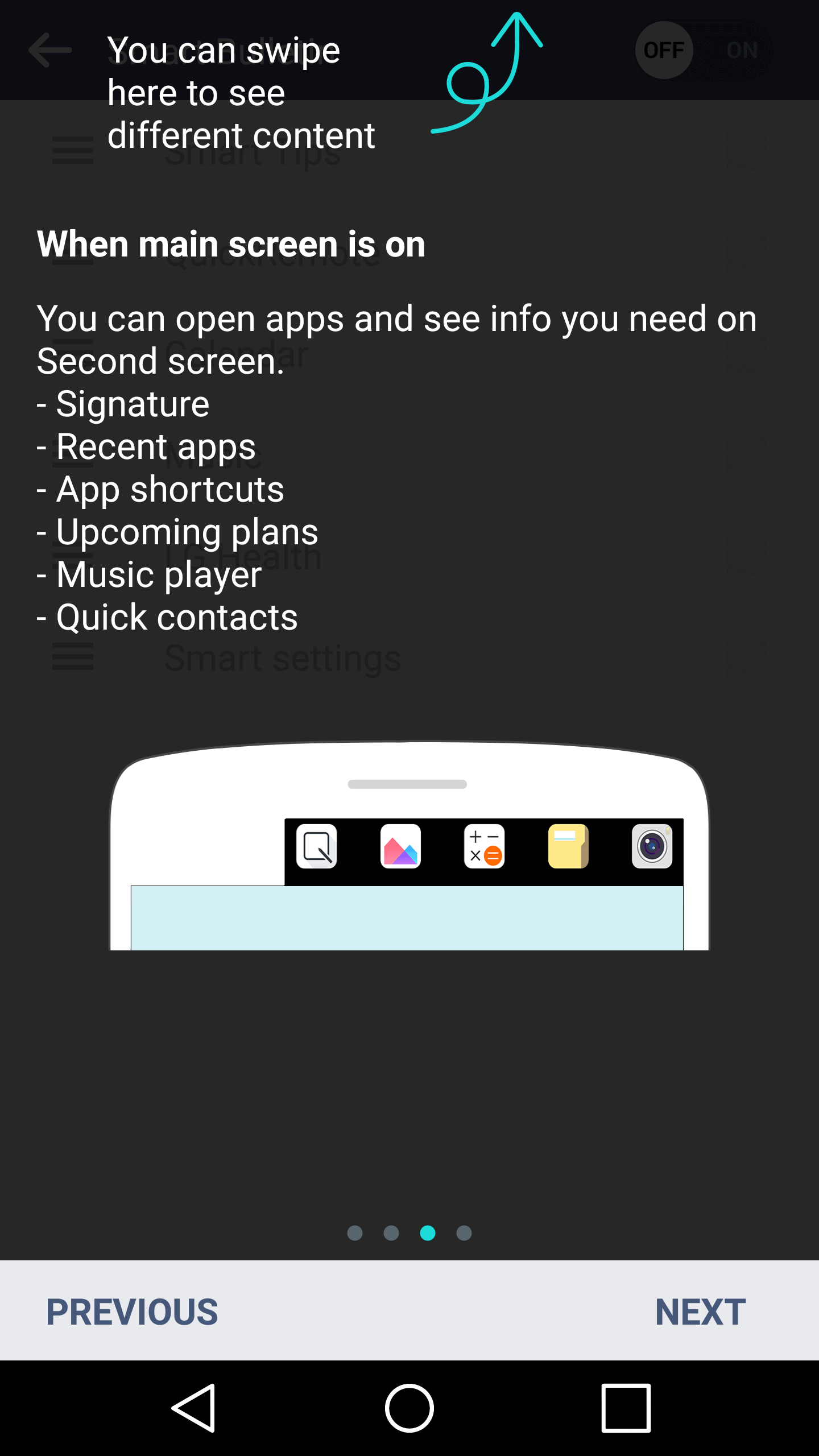 LG V10 AH Second Screen 03