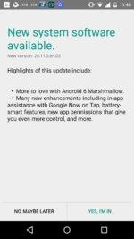 Marshmallow Soak Moto G 2015 1