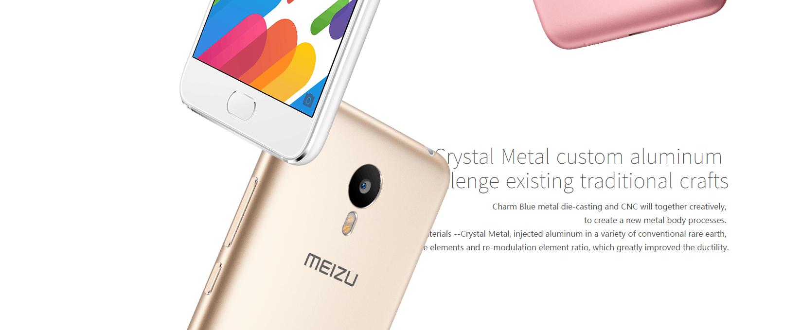 Meizu Metal 01