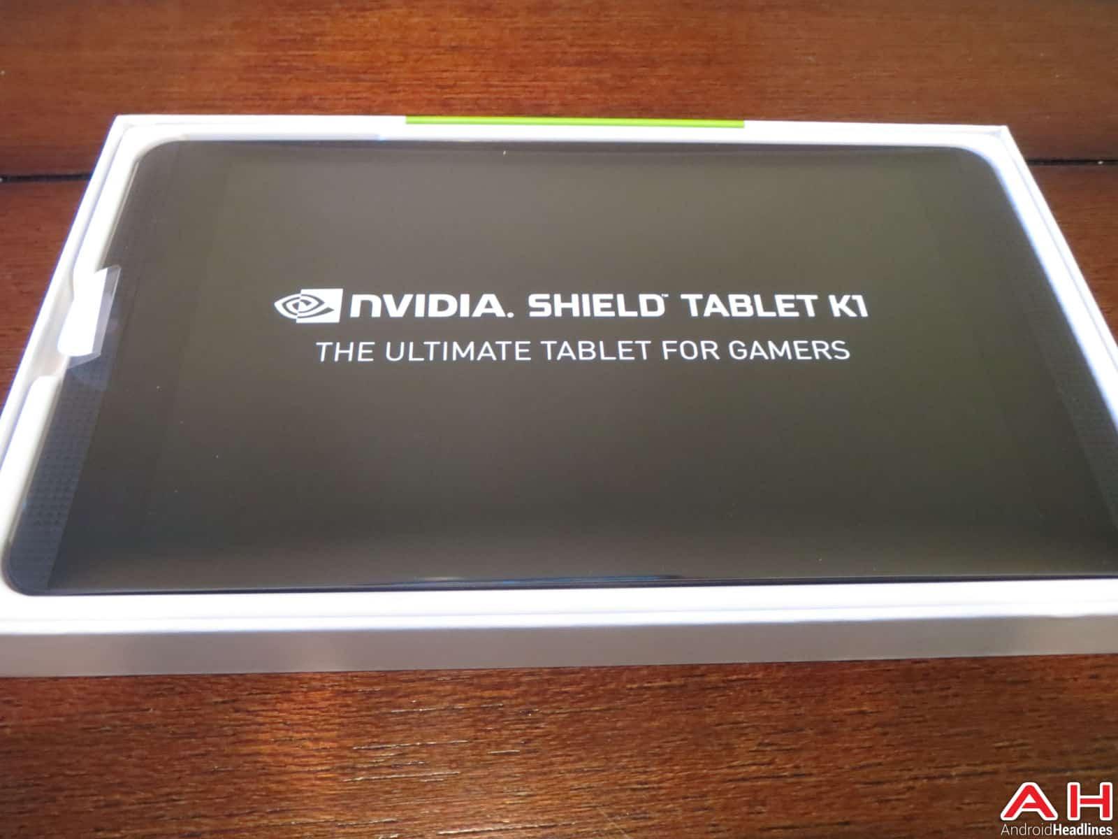 NVIDIA SHIELD Tablet K1 AH-9