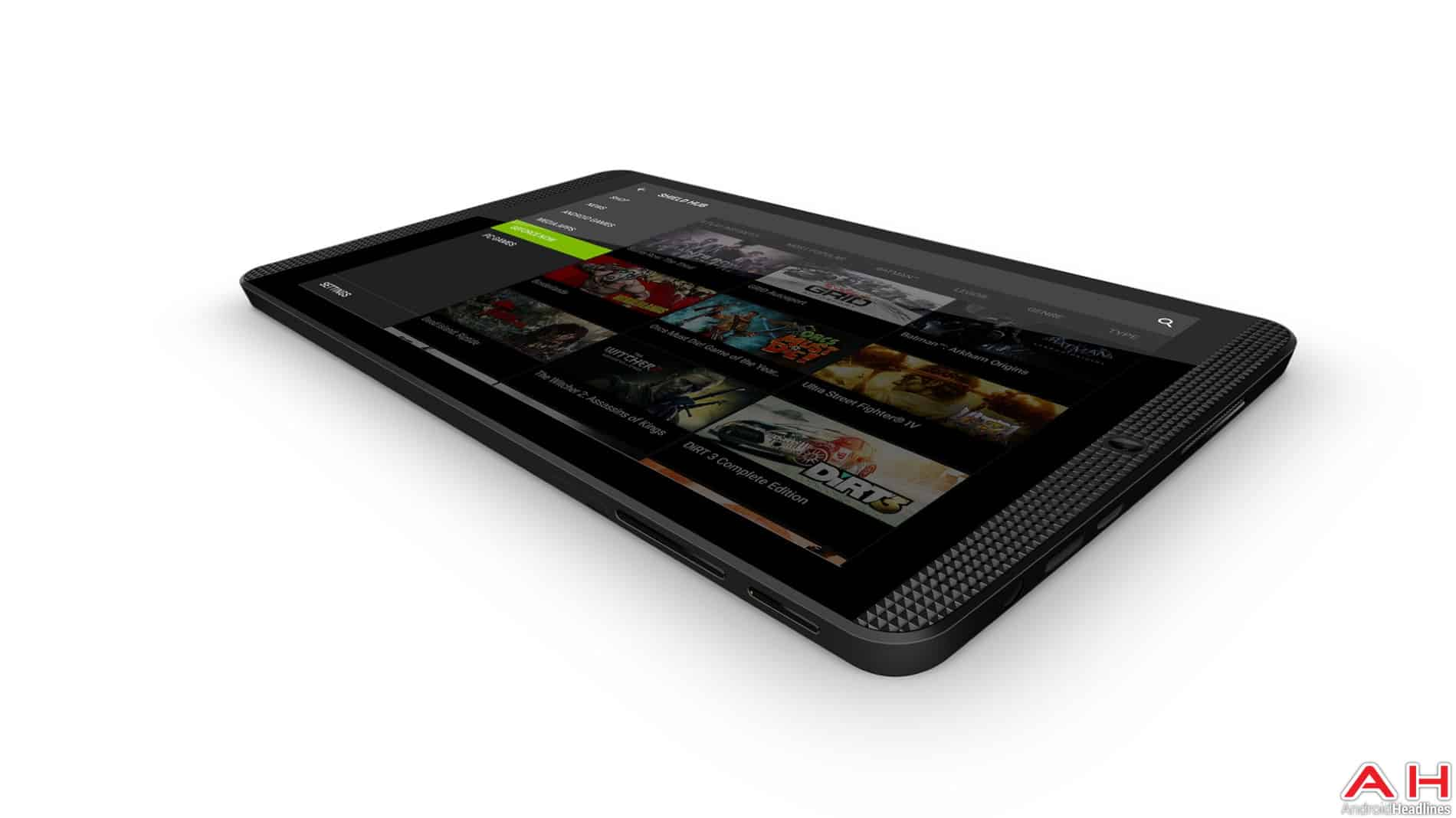 NVIDIA SHIELD Tablet K1 Press AH 2
