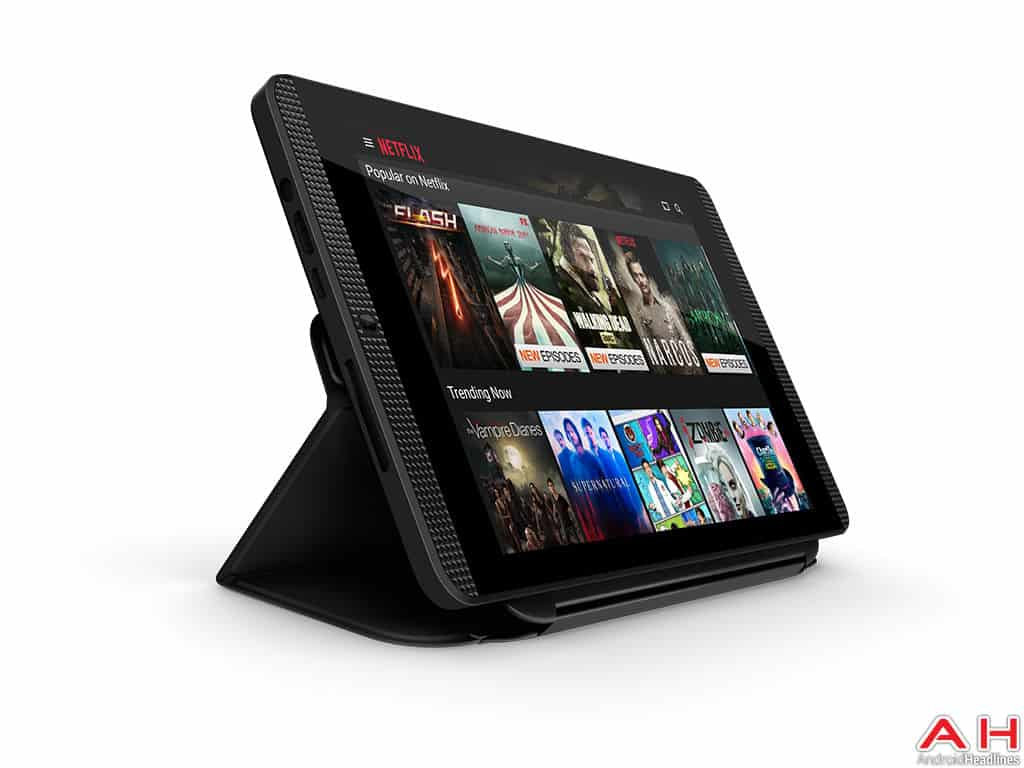 NVIDIA SHIELD Tablet K1 Press AH 5
