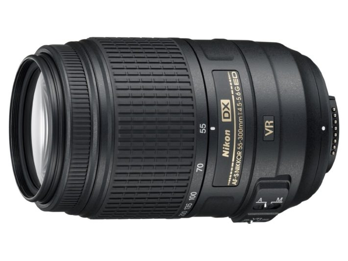 Nikon AF-S DX NIKKOR 55-300mm f:4.5-5.6G ED
