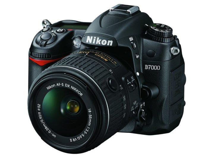 Nikon D7000 16.2 Megapixel Digital SLR Camera with 18-55mm Lens