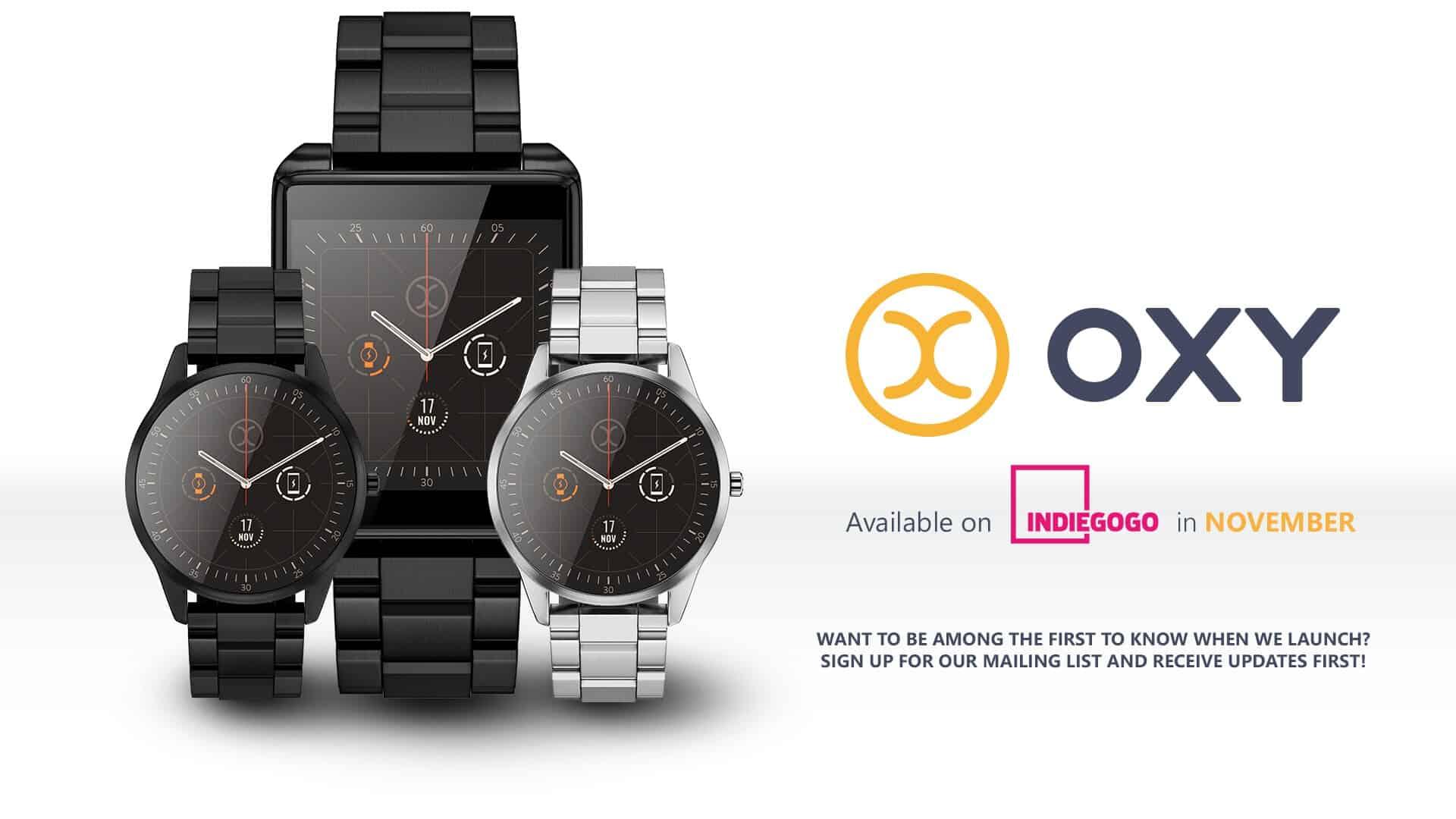 OXY Smartwatch campaign 8