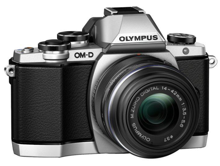 Olympus OM-D E-M10 16 MP Mirrorless Digital Camera with 14-42mm 2RK lens
