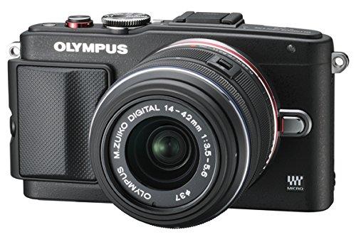 Olympus PEN E-PL6 Digital Camera with 14-42mm II Lens