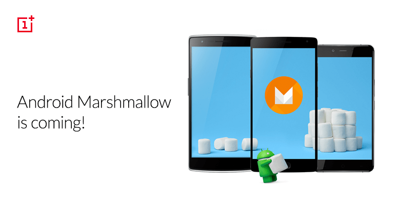 OnePlus Marshmallow Forum Official Image KK