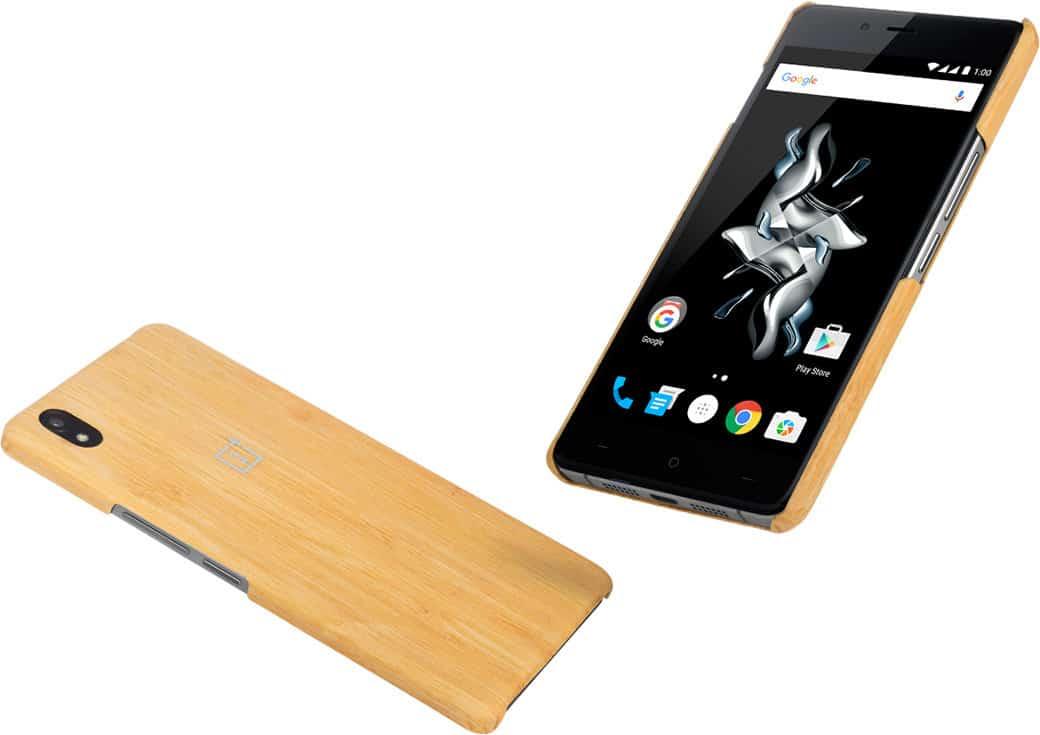 OnePlus X Bamboo Case KK