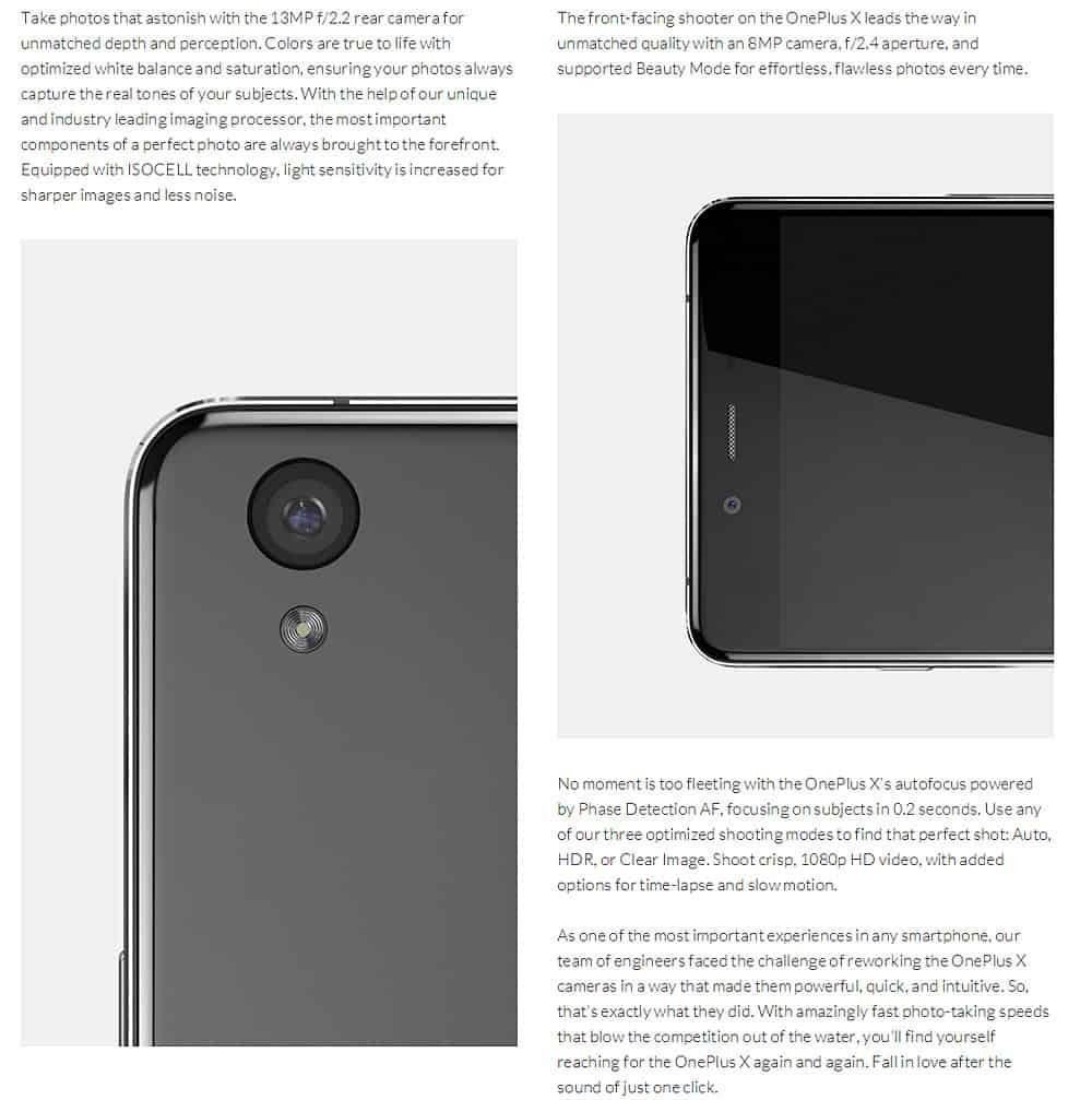 OnePlus X GB 03